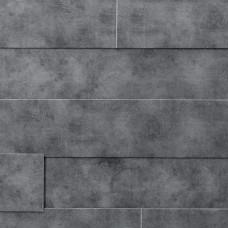 Стеновые панели 3D Kronowall Downtown коллекция Silver 5934
