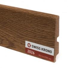 Плинтус Kronopol P85 Ginger Oak коллекция Cuprum Platinium 2026