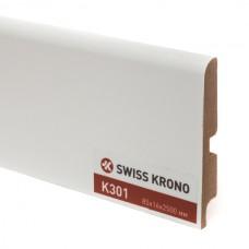 Плинтус Kronopol P85 Белый K301