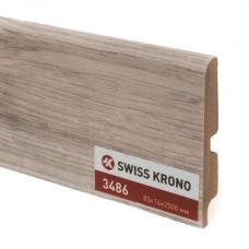 Плинтус Kronopol P85 Latino Oak коллекция Senso Aurum 3486