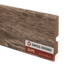 Плинтус Kronopol P85 Mambo Oak коллекция Senso Aurum 3495
