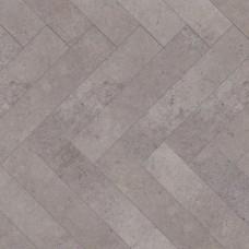 Ламинат Kronotex Pesaro Cement (Пезаро Цемент) коллекция Herringbone D 4739 правая плашка