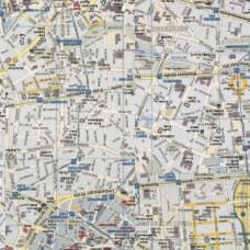 Ламинат Kronotex Mega Stratos D2996 / D 2996 Городская карта