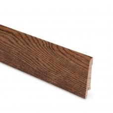 Плинтус шпонированный Lab Arte Oak Eben 70 мм