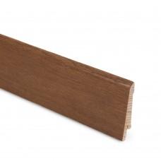 Плинтус шпонированный Lab Arte Oak Frost 70 мм