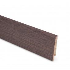 Плинтус шпонированный Lab Arte Oak Greybrown 70 мм