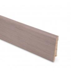 Плинтус шпонированный Lab Arte Oak Shevron 70 мм