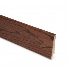 Плинтус шпонированный Lab Arte Oak Tabak 70 мм