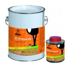 Масло двухкомпонентное Lobasol HS 2K ImpactOil Color пробник 0,1 л