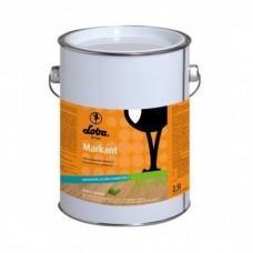 Масло с твердым воском Lobasol Markant полумат./матовый/экстраматовый 2,5 л