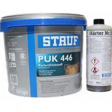 Двухкомпонентный полиуретановый клей Stauf PUK-446 P 9,8 кг