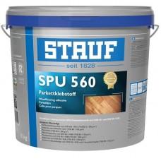 Однокомпонентный паркетный клей на основе силан-полиуретана Stauf SPU-560 18 кг