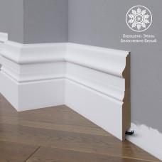 Плинтус Madest Decor 15-150-22 белая базовая эмаль w1515022