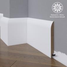 Плинтус Madest Decor 18-150-18 белая базовая эмаль w1815018