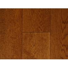 Массивная доска Magestik Floor Дуб коньяк брашированный (400-1800) х 150 х 18 мм коллекция Classic