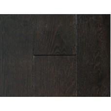 Массивная доска Magestik Floor Дуб кофе брашированный (300-1800) х 150 х 18 мм коллекция Classic