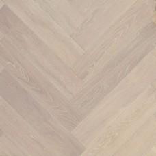 Инженерная доска Marco Ferutti венгерская елка Дуб Арктик 610 x 122 x 15 мм коллекция Hermitage