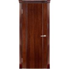 Межкомнатная дверь Мебель-Массив Альба 3 Коньячный дуб без патины полотно глухое
