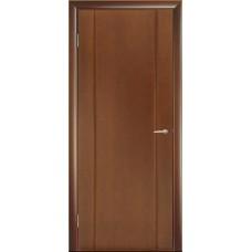 Межкомнатная дверь Мебель-Массив Альба 3 Красное дерево без патины полотно глухое