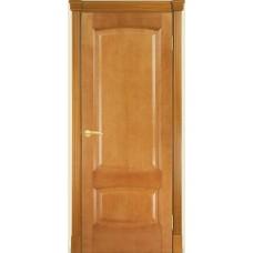 Межкомнатная дверь Мебель-Массив Антик Африканский орех без патины полотно глухое