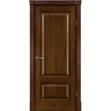 Межкомнатная дверь Мебель-Массив Болонья 1 Коньячный дуб без патины полотно глухое