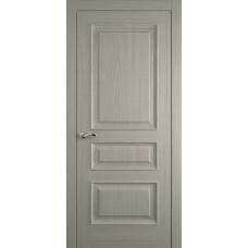 Межкомнатная дверь Мебель-Массив Гранада Эмаль RAL 7044 без патины полотно глухое