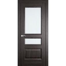 Межкомнатная дверь Мебель-Массив Гранада Пепельный дуб без патины полотно с остеклением