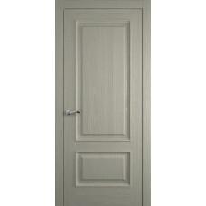 Межкомнатная дверь Мебель-Массив Гранада 2 Эмаль RAL 7044 без патины полотно глухое