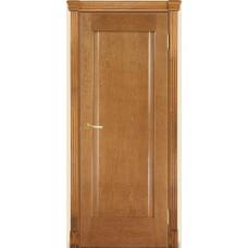 Межкомнатная дверь Мебель-Массив Капри Светлый дуб без патиный полотно глухое