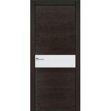 Межкомнатная дверь Мебель-Массив Кремона Пепельный дуб полотно с остеклением (стекло матовое)