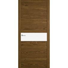 Межкомнатная дверь Мебель-Массив Кремона Светлый дуб полотно с остеклением (стекло матовое)