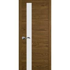 Межкомнатная дверь Мебель-Массив Кремона 3 Светлый дуб полотно с остеклением (стекло матовое)