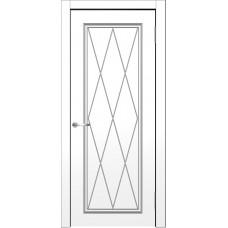 Межкомнатная дверь Мебель-Массив Лион Эмаль белая полотно глухое