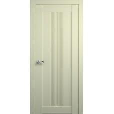 Межкомнатная дверь Мебель-Массив Неаполь 1 Эмаль слоновая кость на дубе полотно глухое