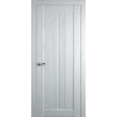 Межкомнатная дверь Мебель-Массив Неаполь 1 Эмаль белая на дубе полотно глухое