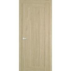 Межкомнатная дверь Мебель-Массив Неаполь 1 Шампань дуб полотно глухое