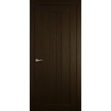 Межкомнатная дверь Мебель-Массив Неаполь 1 Темный дуб полотно глухое