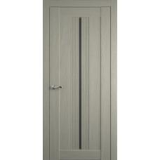 Межкомнатная дверь Мебель-Массив Неаполь 1 Эмаль RAL 7044 полотно с остеклением