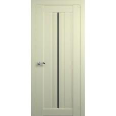 Межкомнатная дверь Мебель-Массив Неаполь 1 Эмаль слоновая кость на дубе полотно с остеклением