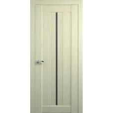 Межкомнатная дверь Мебель-Массив Неаполь 1 Эмаль слоновая кость полотно с остеклением