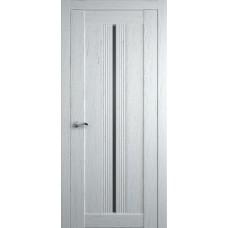 Межкомнатная дверь Мебель-Массив Неаполь 1 Эмаль белая на дубе полотно с остеклением