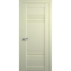 Межкомнатная дверь Мебель-Массив Неаполь 2 Эмаль слоновая кость на дубе полотно глухое