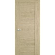 Межкомнатная дверь Мебель-Массив Неаполь 2 Шампань дуб полотно глухое