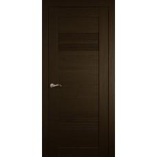 Межкомнатная дверь Мебель-Массив Неаполь 2 Темный дуб полотно глухое