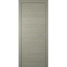 Межкомнатная дверь Мебель-Массив Некст 1 шпон горизонтальный глухое полотно