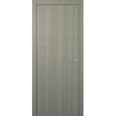 Межкомнатная дверь Мебель-Массив Некст 2 шпон вертикальный глухое полотно
