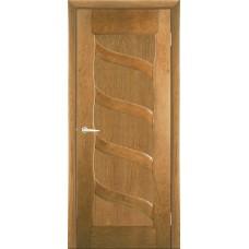 Межкомнатная дверь Мебель-Массив Парма Африканский орех без патины полотно глухое
