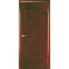 Межкомнатная дверь Мебель-Массив Парма Миланский орех без патины полотно глухое