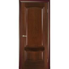 Межкомнатная дверь Мебель-Массив Севилья Красное дерево без патины полотно глухое