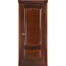 Межкомнатная дверь Мебель-Массив Севилья Миланский орех без патины полотно глухое